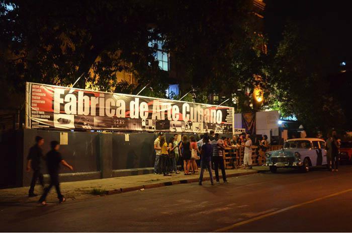 Fábrica de Arte Cubano