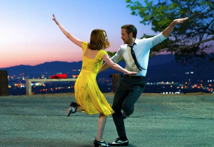 El filme La La Land