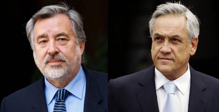 Entre Alejandro Guillier y Sebastián Piñera se encuentra el próximo presidente de Chile. Foto:BBC