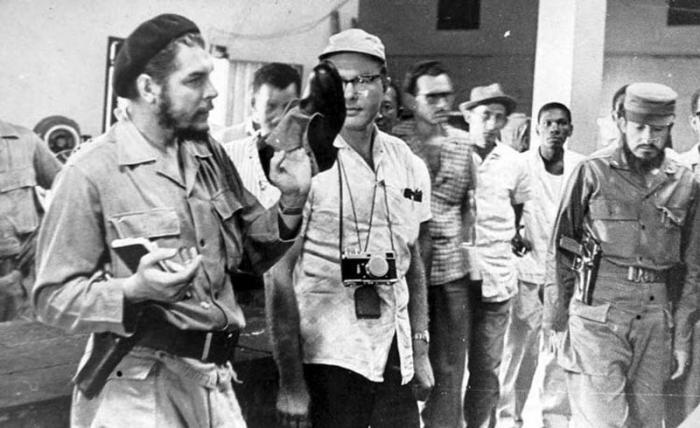 Como Ministro de Industrias, el Che no aceptaba excusas para la mala calidad de las producciones.