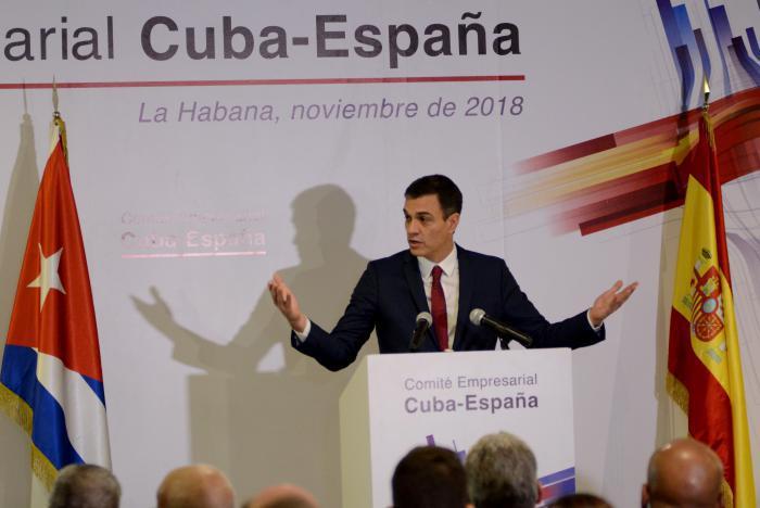 Presidente de España.