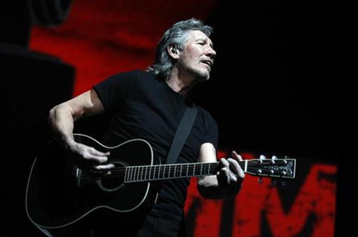 Waters, exlíder de la banda británica de rock progresivo Pink Floyd.