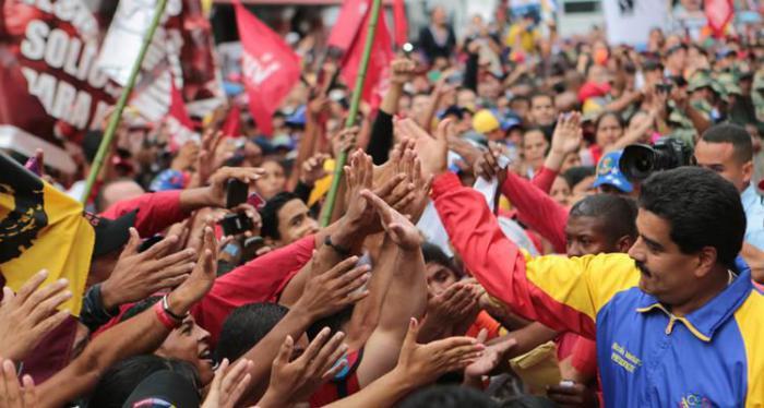 Nicolas Maduro Venezuela Foto: misionverdad.com