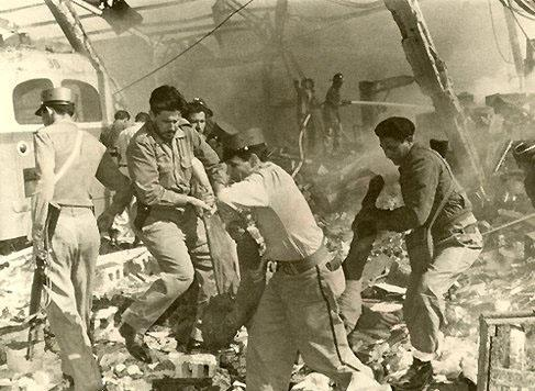 El sabotaje al vapor La Coubre fue una de las acciones más crueles contra el pueblo cubano.