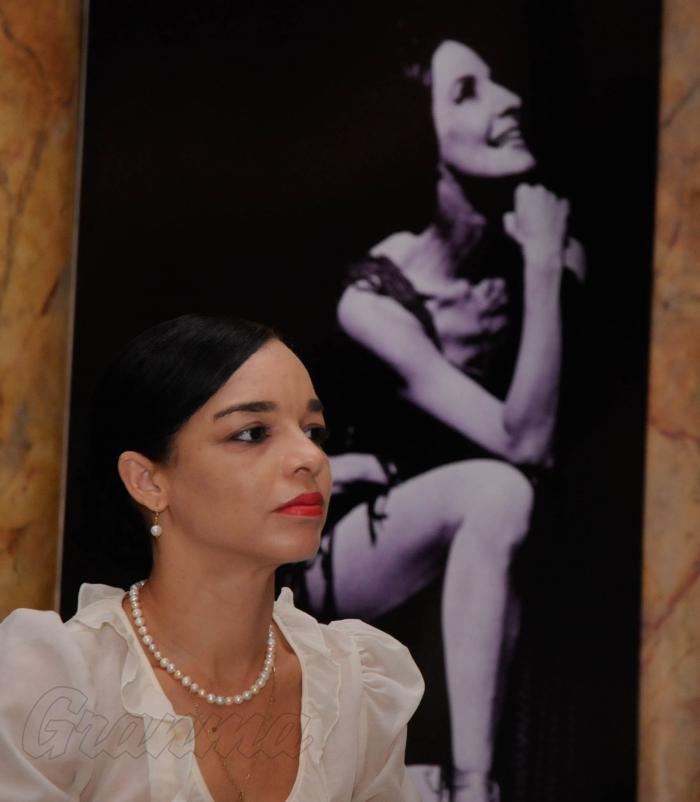 Funerales de la Prima Ballerina Assoluta del Ballet Nacional de Cuba, Alicia Alonso en el Gran Teatro de La Habana, Alicia Alonso, Habana Vieja