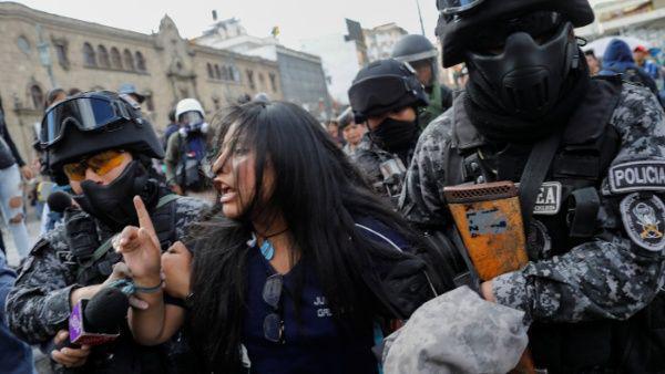 La delegación habló de «violaciones sistemáticas a los derechos humanos» tras haber corroborado delitos tales como la desaparición forzosa de personas, situaciones de tortura en espacios públicos, entre otros crímenes.
