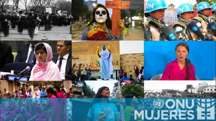 Este año la ONU destacrá el liderazgo de las mujeres en el Día Internacional de la Mujer 2021