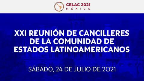 Reunión CELAC en México