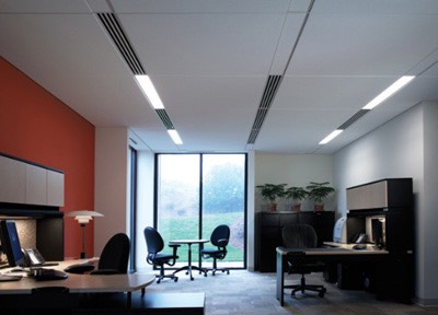 Suspended Ceiling for Office