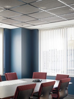 Suspended Ceiling for Conference Room