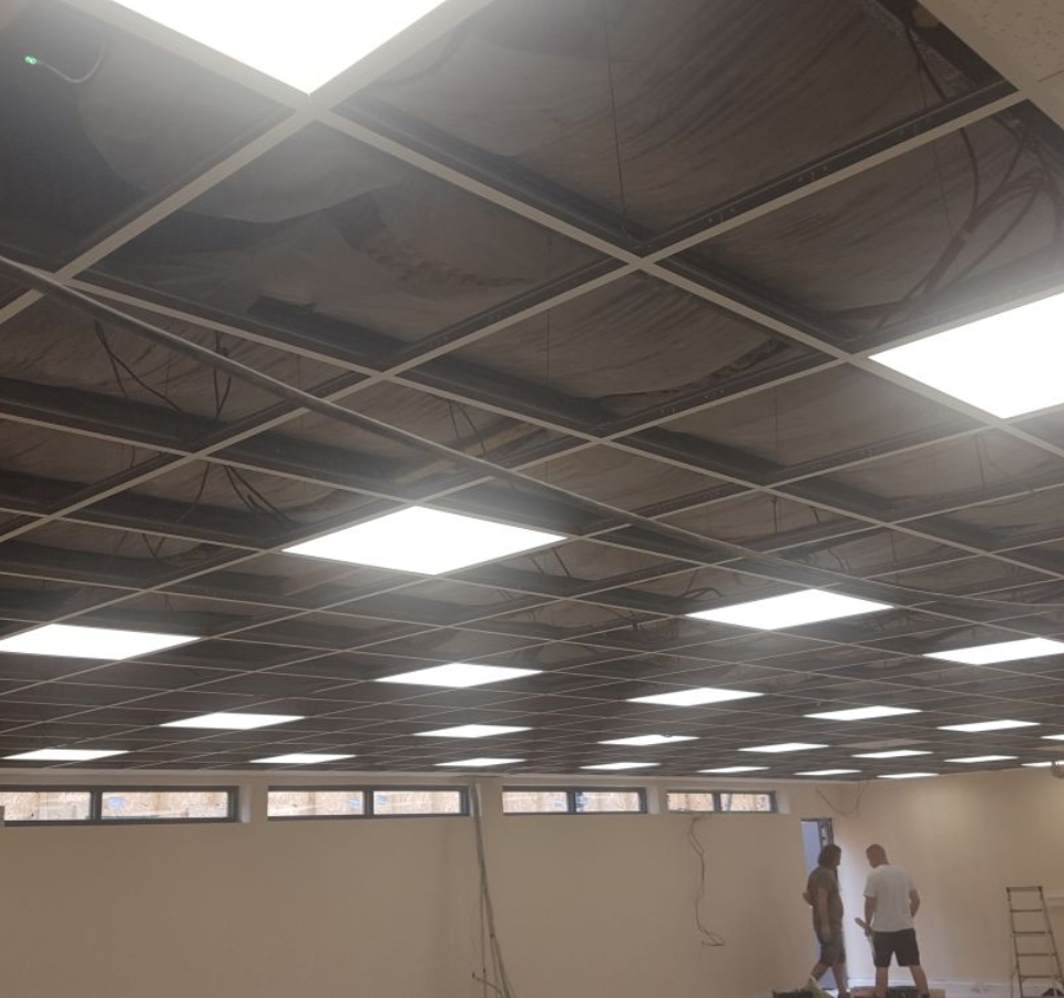 Suspended Ceiling Tiles In Milton Keynes