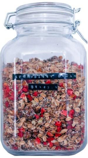 Strawberry Dream Granola