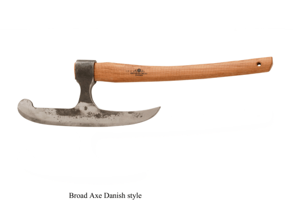 Danish Broad Axe