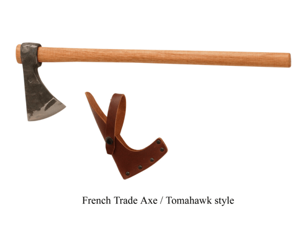 French Trade Tomahawk