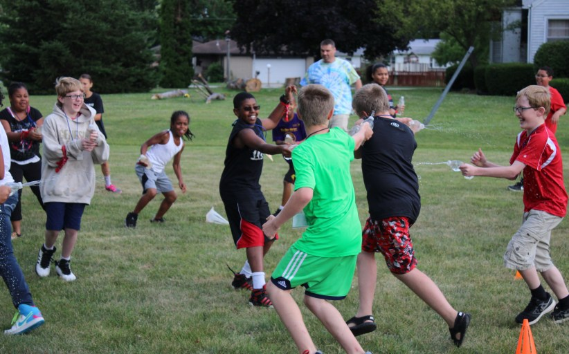 Free Summer Camp Opportunities For Youth