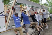 Habitat for Humanity Brings Sweetser Community Together Through Building Project