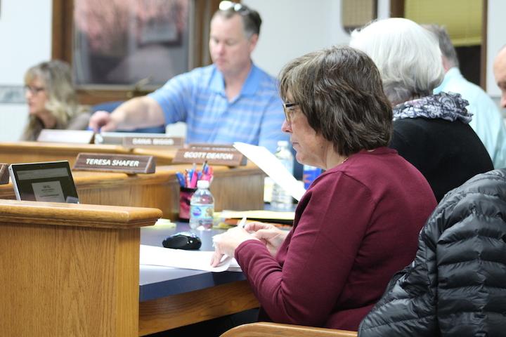 Oak Hill United School Corporation Holds School Board Meeting