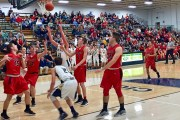 Oak Hill Boy's Basketball Blows Away Blackford