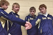 Four Oak Hill Wrestlers Move On To Semi State
