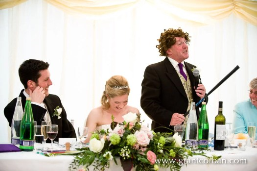 father, bride, wedding, speech, chilton, foliat, hungerford