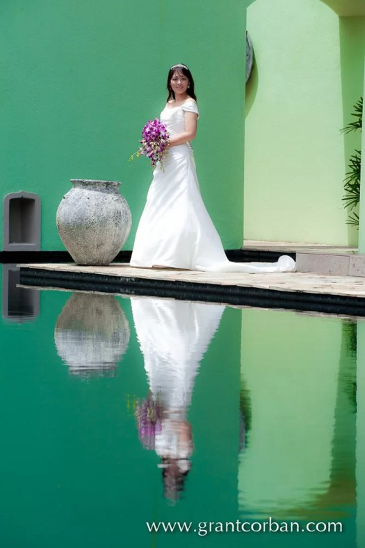 Four Seasons Langkawi Wedding Portraits