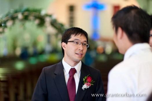Wedding at Assumption Church Petaling Jaya PJ