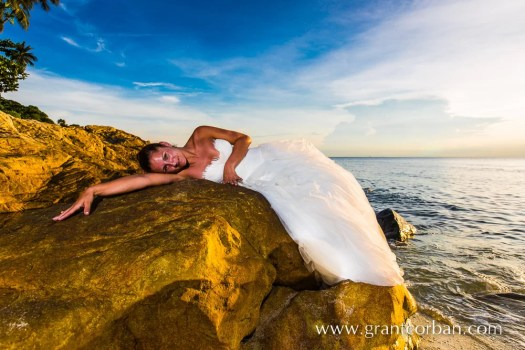 Perhentian Honeymoon Wedding Photographer