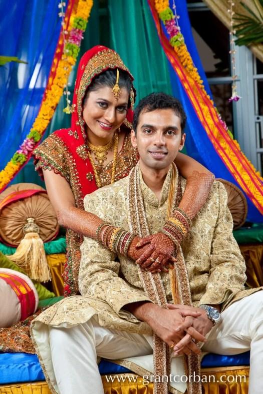 actual day wedding portrait indian muslim kuala lumpur malaysia grant corban