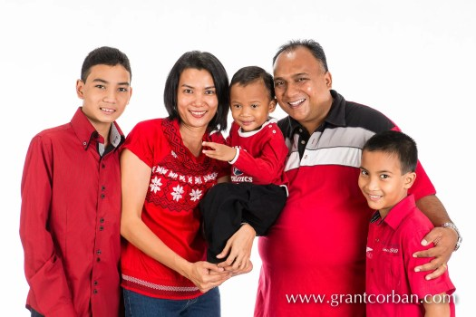 studio family photography in puchong