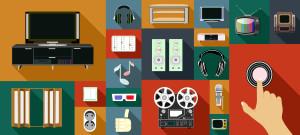 media equipment