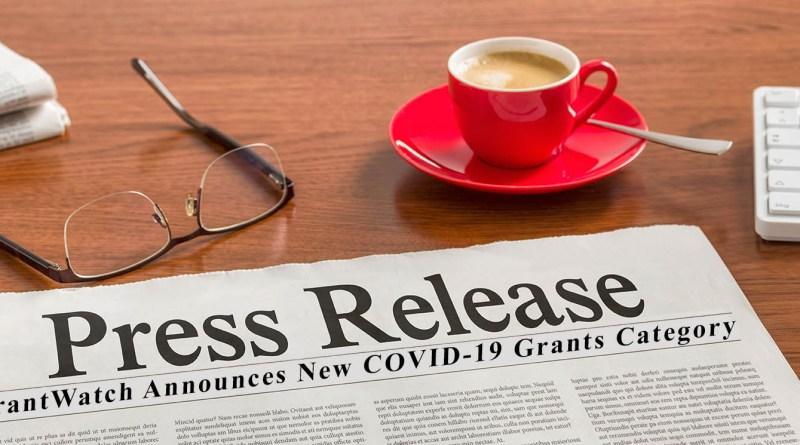 GrantWatch Press release