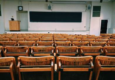 auditorium benches chairs class