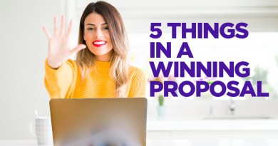 Five Things Grant Funders Look For in a Winning Proposal