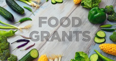 We Reveal the Top 10 Grants for Food