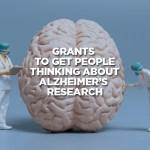 Five Grants in Honor of World Alzheimer's Day