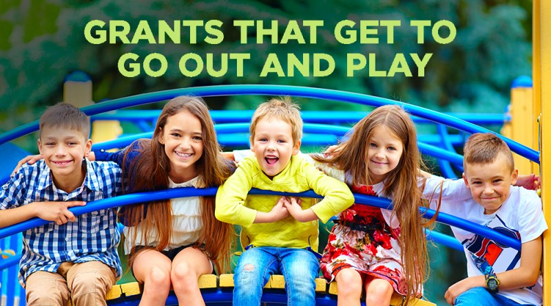 Seven Sports and Recreation Grants for Children