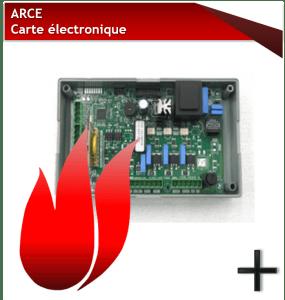 PIÈCES ARCE carte électronique