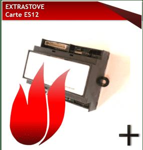 extrastove carte ES12