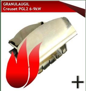 granulaugil creuset pgl2 6-9kw
