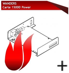 wanders carte 15000 power