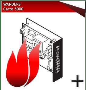 WANDERS carte 5000