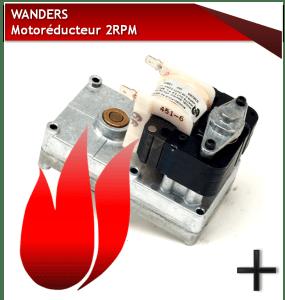 wanders moteur 2 rpm
