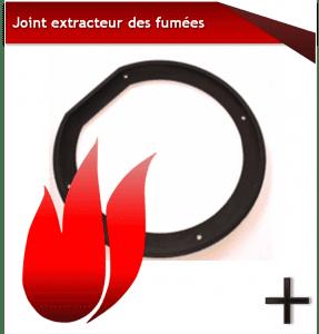 joints poêle à granulés joint extracteur
