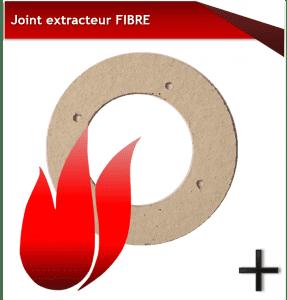 joints poêle à granulés joint fibre EXTRACTEUR