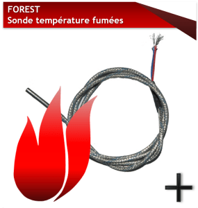 Forest SONDE FUMEES