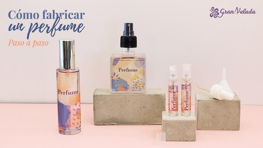 Como fabricar un perfume paso a paso