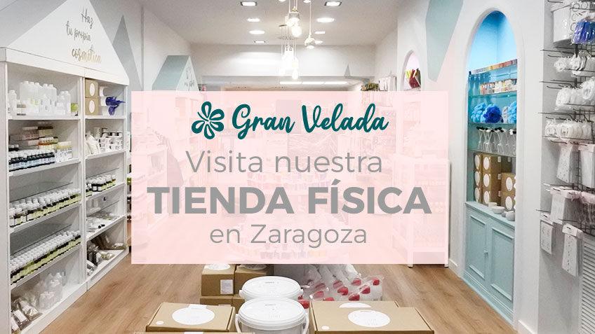 La tienda física de Gran Velada en Zaragoza abre sus puertas