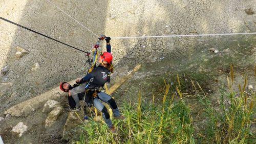 Planificación y preinstalación de sistemas de rescate