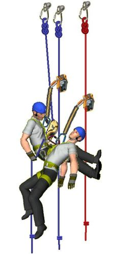 Rescate trabajos verticales