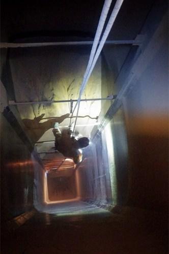 Espacios confinados, trabajos verticales